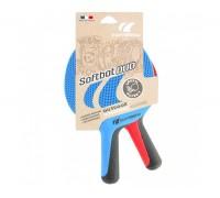 Набір ракеток для настільного тенісу Cornilleau Soft Pack Duo