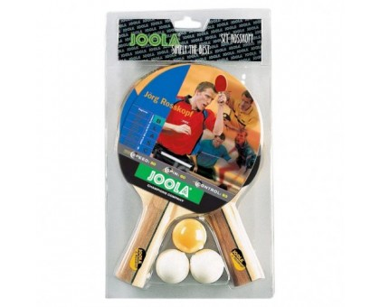 Набор для настольного тенниса Joola ROSSI (2 Bats/3 Balls)