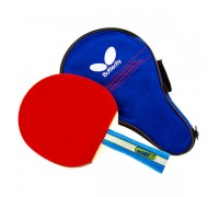 Ракетка для настольного тенниса Butterfly 5* (чехол)