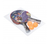 Набор для настольного тенниса 2 ракетки, 3 мяча Stiga Spectra МТ-1277