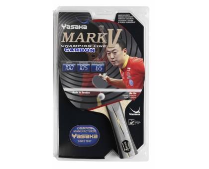 Профессиональные ракетки Yasaka Mark V Carbon