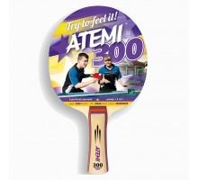Ракетка для настільного тенісу ATEMI 300