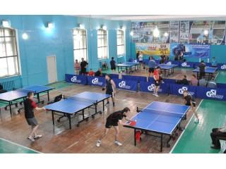 Открытый международный кубок Одесской области GSI-sport по настольному теннису