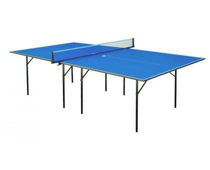 Теннисный стол GSI-sport Hobby Light Синий Gk-1