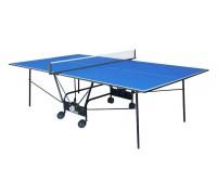 "Стол теннисный ""GSI-sport"", модель ""Compact Light"", артикул Gk-4"