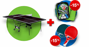 ТУличный теннисный стол Compact Street
